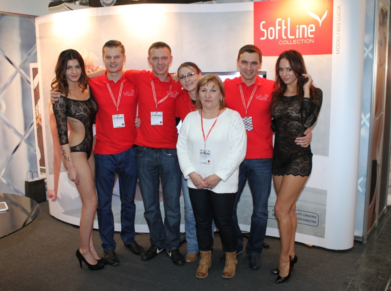 SoftLine Collection at the eroFame 2013 trade fair – photo gallery