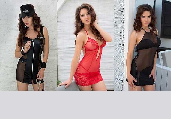 New arrivals SoftLine 2015 – hot as a holiday romance